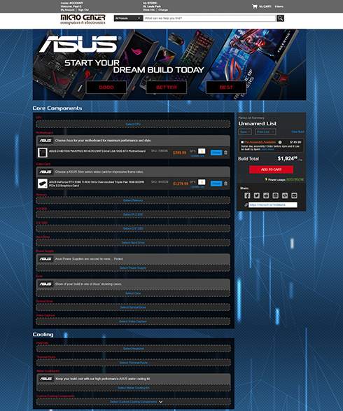 ASUS Branded Config