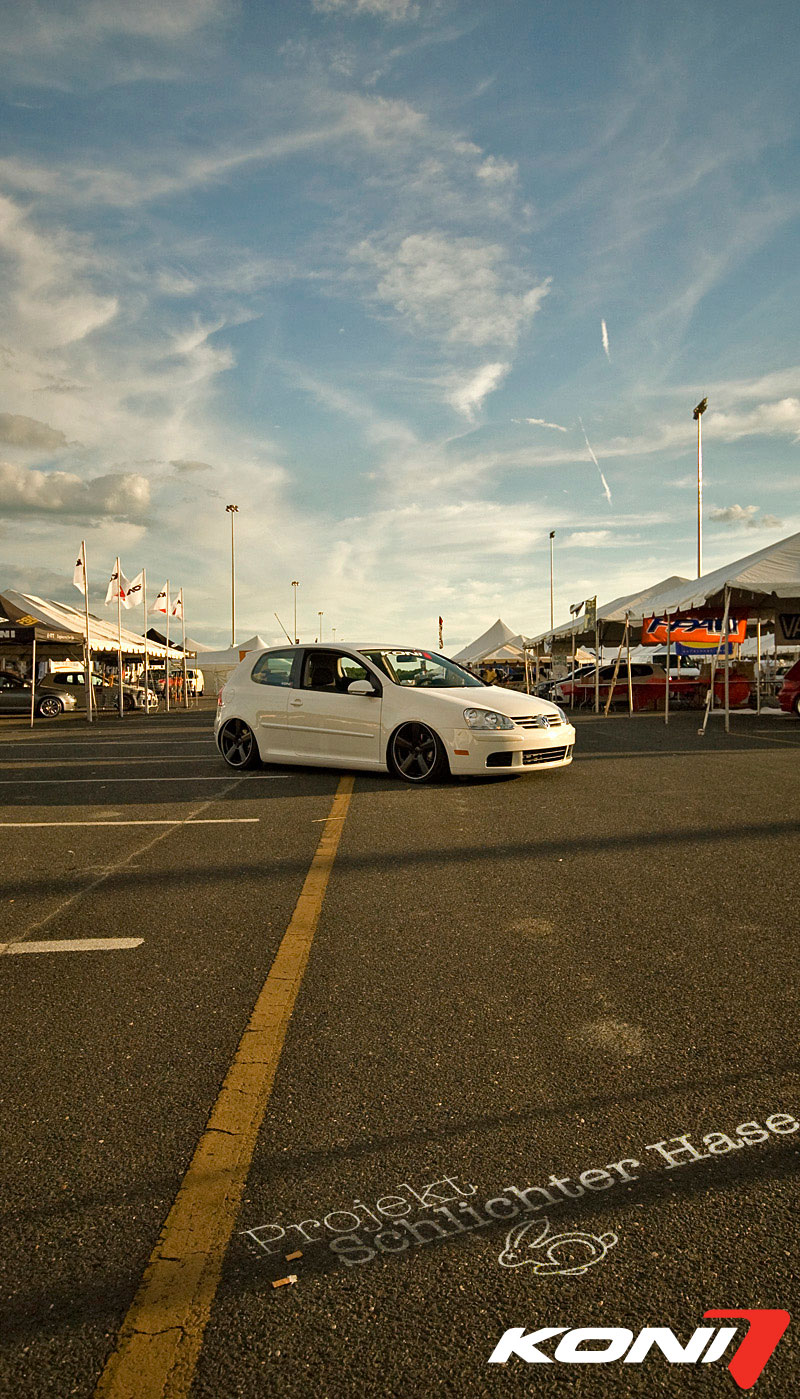 VW show in North America,